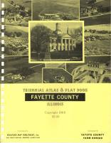 Title Page, Fayette County 1968